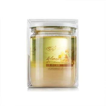 阿芙/AFU 杏仁浴糖250g 温和祛角质 细腻滋养杏仁油