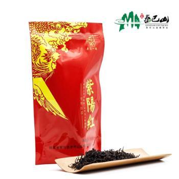 秦巴山紫阳富硒红茶100g*3 袋