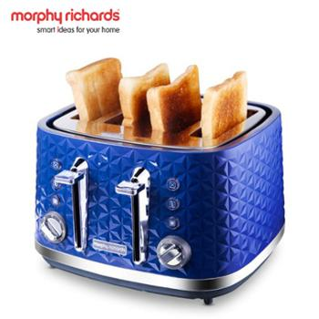摩飞电器(Morphyrichards)MR8105烤面包机多功能多士炉