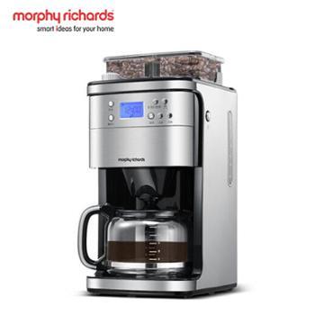 摩飞电器美式全自动磨豆咖啡机MR4266