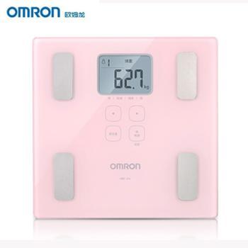 欧姆龙/OMRON智能体脂内脏监测电子秤HBF-214
