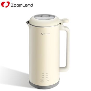 卓朗Zoomland迷你破壁豆浆机ZL-B11料理机350ML