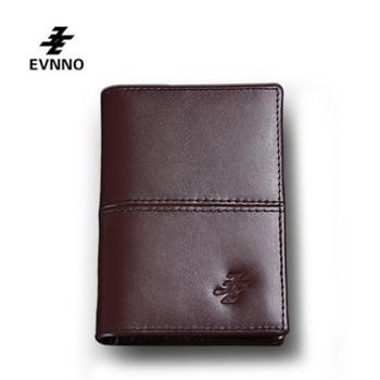 意威诺(evnno)卡包 超薄时尚多功能真皮卡包名片夹 M017