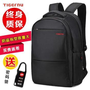 戴尔联想笔记本电脑包双肩包15.6寸1417电脑背包男女士笔记本包