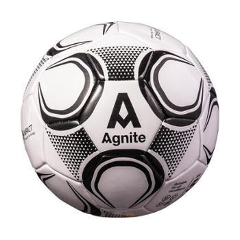 安格耐特(Agnite)5号成人足球 PVC材质耐磨训练比赛用球 机缝F1226