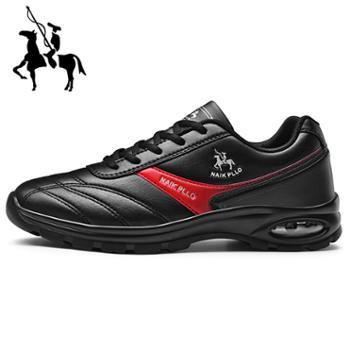 保罗男鞋2019款休闲运动鞋男士旅游鞋气垫增高鞋减震跑步鞋男士鞋