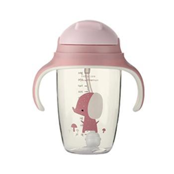 babycare宝宝婴儿学饮杯防漏防呛鸭嘴杯