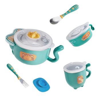 babycare宝宝辅食碗吸盘碗