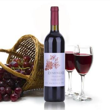 耶米格原汁干红葡萄酒 普瓦图干红葡萄酒750ml