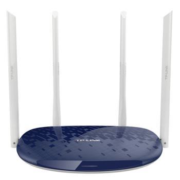 TP-LINK 无线路由器 TL-WDR5610宝蓝 5G双频智能 AC1200