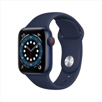 APPLE 苹果S6智能运动时尚手表GPS+蜂窝款 Series 6 血氧心率睡眠监测