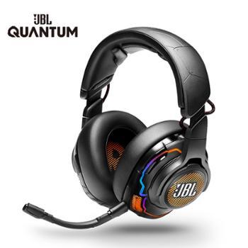JBL 头戴式耳机 主动降噪耳机 电竞耳麦7.1声道 吃鸡游戏耳麦 QUANTUM ONE