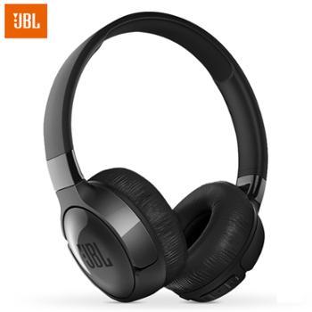 JBL 主动降噪音乐耳机 无线蓝牙耳机 苹果安卓手机通用 TUNE 600BTNC