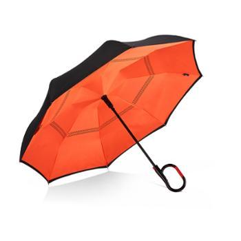 自开反向汽车伞