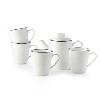 唯都 水悦年轮茶具 W-S15