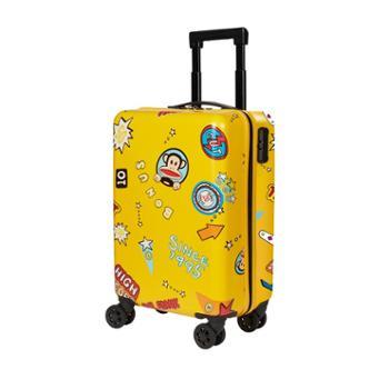 大嘴猴 20寸拉杆箱(黄色) PFL031B