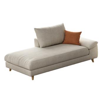 科莱斯克北欧时尚贵妃椅榻卧室单人休闲沙发