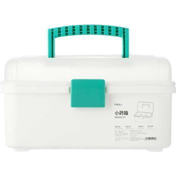 FaSoLa小药箱医药箱家用应急小号医疗学生宿舍小型医用药品收纳箱