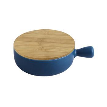 佰润居北欧风陶瓷烤碗520ML