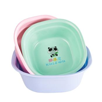 酷乐屋婴幼儿洗脸盆【3个装】