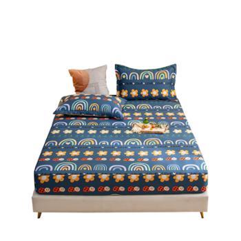 普马狮全棉单床笠不含枕套1.5m/1.8m