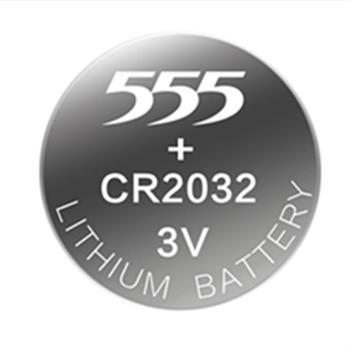 555GR2032-5粒装扣式锂电池