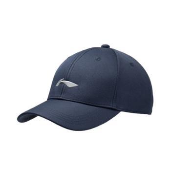 李宁男女同款运动时尚系列棒球帽AMYR002