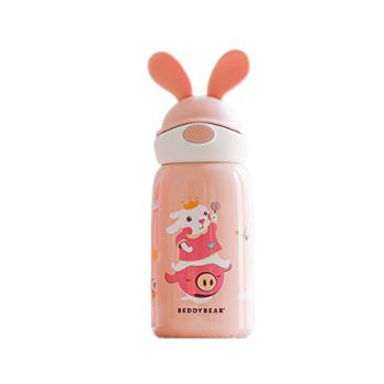杯具熊长耳兔款儿童保温杯