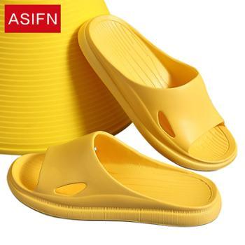 安尚芬家用室内外不臭脚防滑软底情侣凉拖鞋LT-5816B
