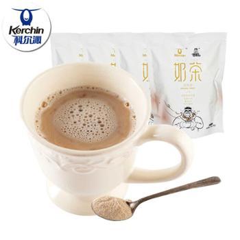 科尔沁奶茶内蒙古特色原味甜奶茶200g*4袋