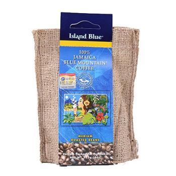 蓝标沃伦芬牙买加蓝山烘焙咖啡豆113克