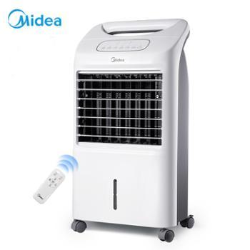 美的空调扇风扇冷暖两用取暖器AD100-U