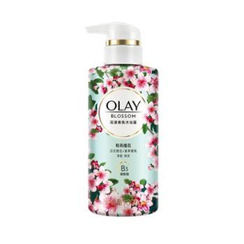 Olay花漾香氛沐浴露和风樱花300g