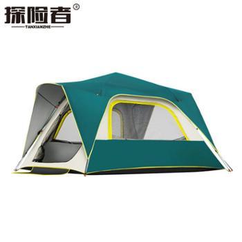 探险者帐篷户外沙滩防晒露营全自动速开