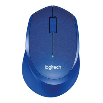 Logitech/罗技无线静音鼠标M330