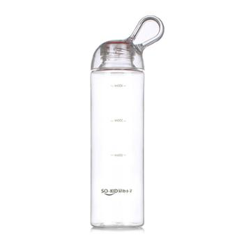 好奇小子户外便携大容量运动防摔塑料杯子