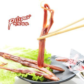 温州噼哩啪啦牌大鸭舌头休闲食品净含量210g