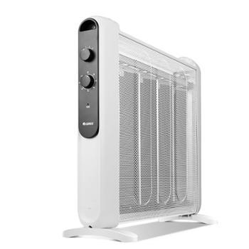 格力电暖器电热膜快速制热温暖随心NDYM-S6021白+黑色