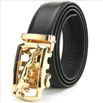 芙拉迪真皮男士腰带商务自动扣腰带 FB01-7005支持分期