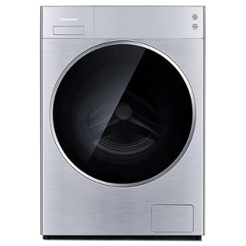 松下/Panasonic洗衣机XQG100-LD16510公斤洗烘一体机高温除菌大视窗机门