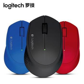 Lgotiech罗技M280无线鼠标2.4G USB电脑办公游戏鼠标