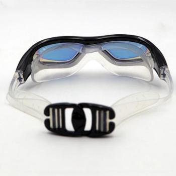 GRiLong 泳镜成人高档变色电镀高清防雾防紫外线成人游泳眼镜JG-9110