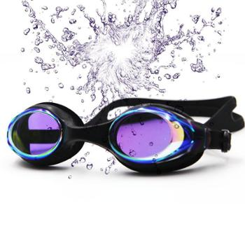 GRiLong泳镜成人男女电镀泳镜防雾泳镜高档防水MC-806