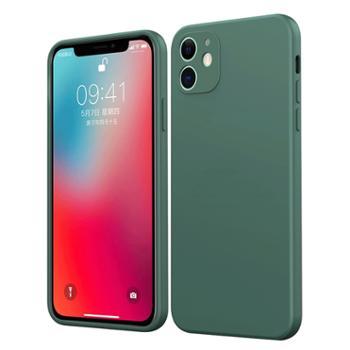 语茜/yuxi手机壳新款液态硅胶全包镜头防摔保护套适用于苹果6/6p7/7P8/8piPhoneXR苹果11