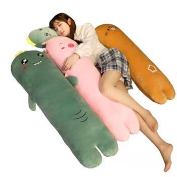 毛绒玩具公仔玩偶抱枕可拆洗90cm随机发