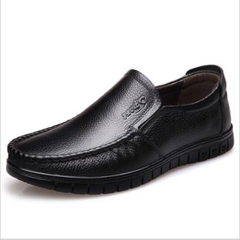 FXXG1936低帮休闲男士皮鞋