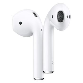 APPLE 2019年款 AirPods 蓝牙耳机 有线充电版