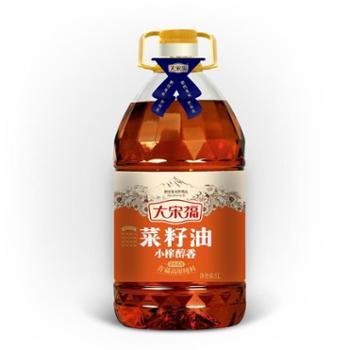 大宋福 小榨醇香菜籽油 5L