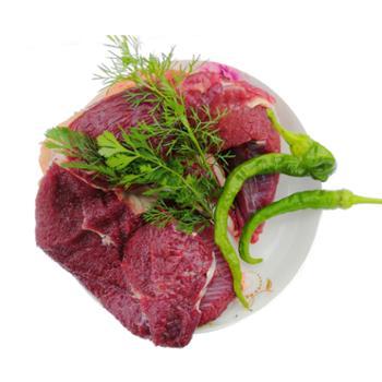 青藏游牧新鲜现杀藏牦牛肉天然草场散养5斤