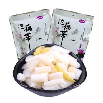 中国农谷泡藕带400g*2袋